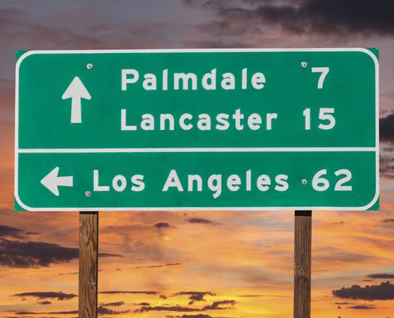 Palmdale limo service