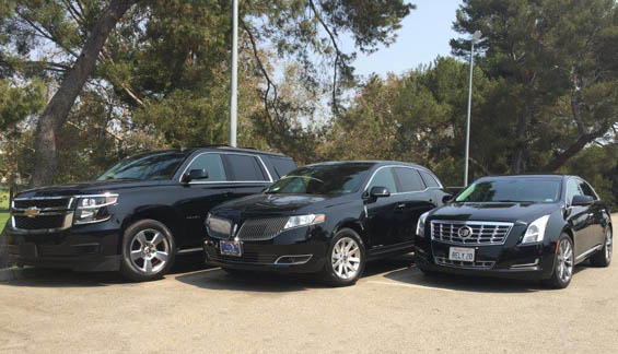 Palmdale limo service SUV MKT and sedan