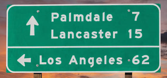 Palmdale limo services