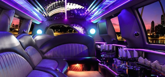 party bus limo services