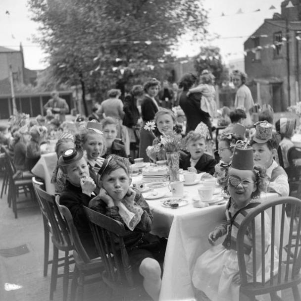 London Coronation Party