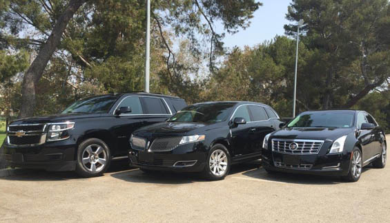 Los Angeles limo cars SUV