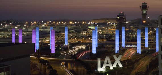 LAX Airport services