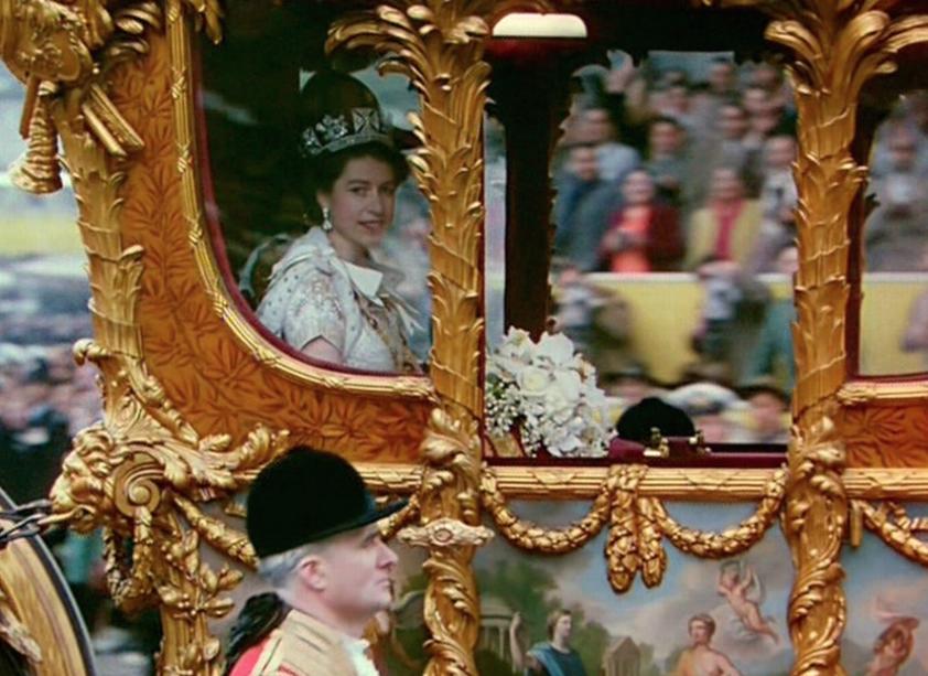 Queen Coronation Coach